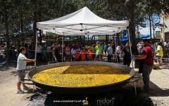 Concentración Peñas en el Convento juegos y paella - San Bartolomé 2015