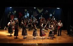 Actuación del grupo Folklórico Albatros de Casasimarro y la Rondalla Cocrentina de Cofrentes - San