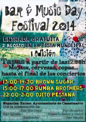 Bar Music Day - Festival 2014